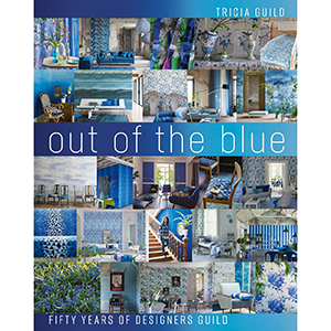 "Tricia Guild ""Out of the Blue""/ DG /Книга"
