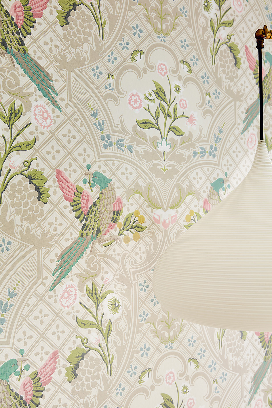 Обои Brodsworth, коллекция London Wallpapers V, Little Greene